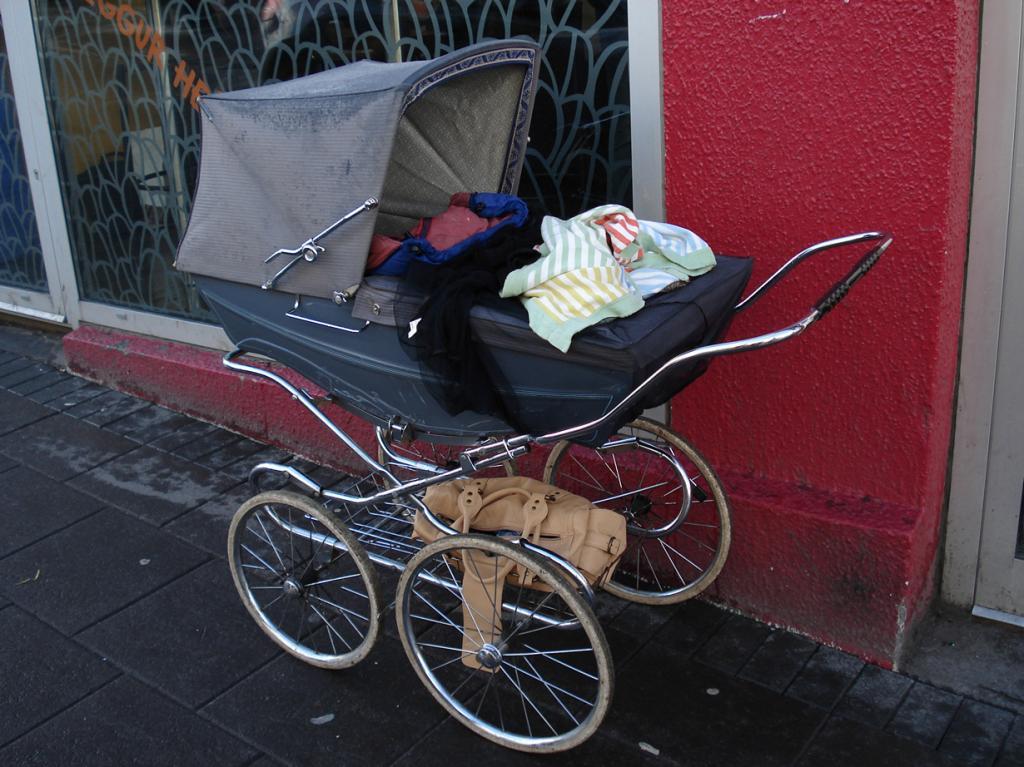 Местные предпочитают оставлять своих малышей снаружи, дабы те спокойно спали и дышали свежим воздухом. (Cassiano Rabelo)