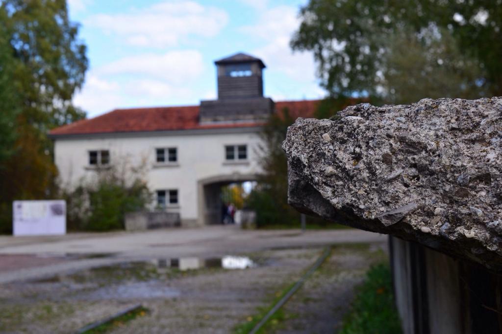 Дахау — концентрационный лагерь в Германии, открытый за шесть лет до Второй мировой войны. (Michael Orth)