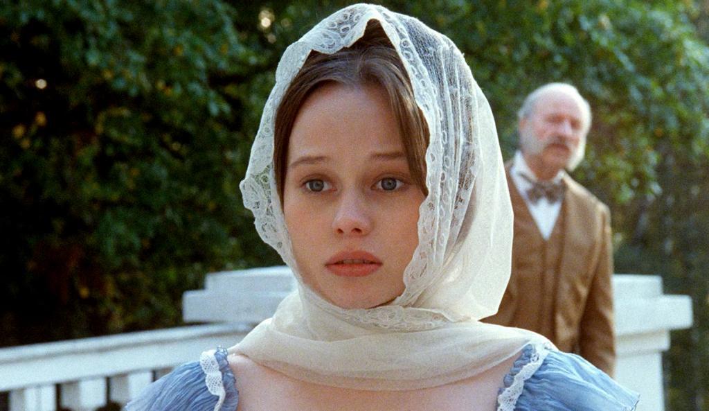 Мелодрама «Барышня-крестьянка»,1995 год. Режиссёр: Алексей Сахаров. (Кадр из фильма)
