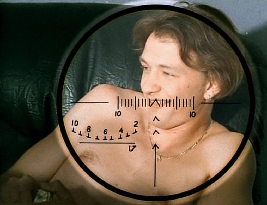 Драма «Ворошиловский стрелок», 1998 год. Режиссёр: Станислав Говорухин. (Кадр из фильма)