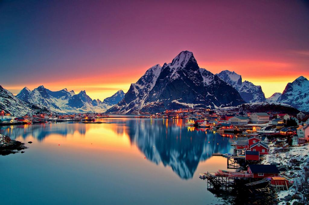 Картинки по запросу норвегия