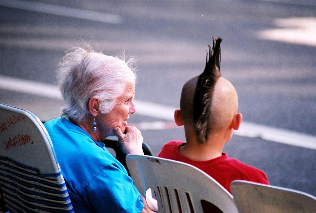 distinguishing generation gaps