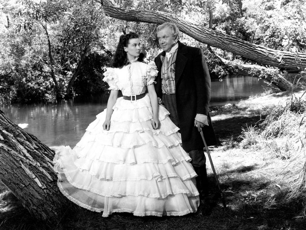 «Унесённые ветром», 1939 год. Режиссёр: Виктор Флеминг. (Кадр из фильма)