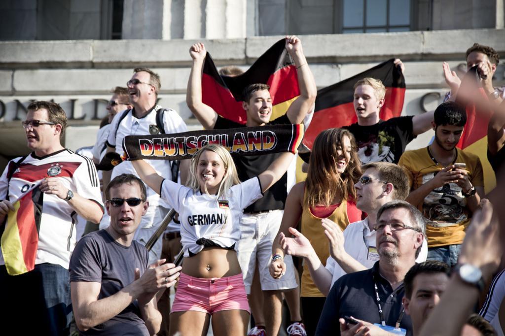 Германия с населением 81 млн человек является самым населённым государством Евросоюза. (thisisbossi)
