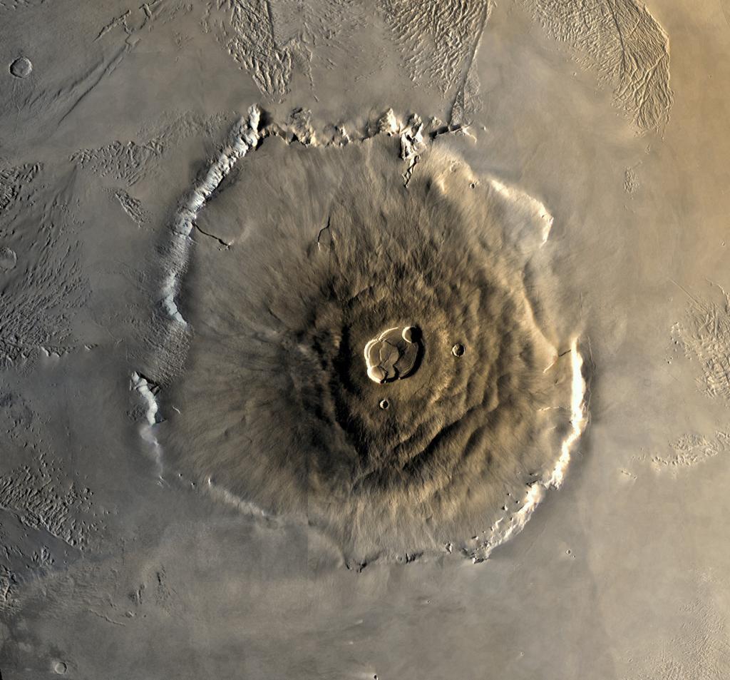Изучая Красную планету. 14 поразительных фактов о Марсе