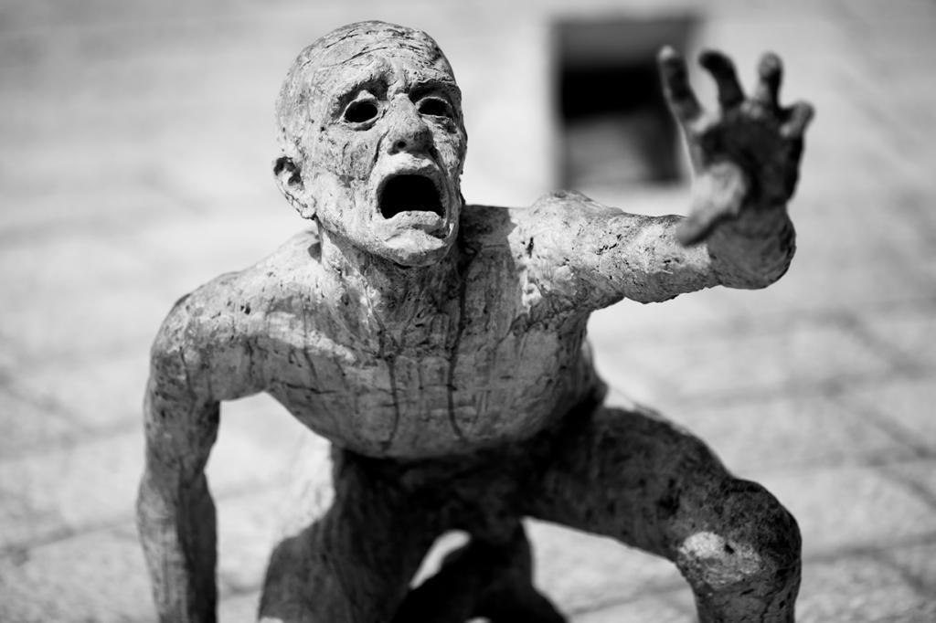 Полное или частичное отрицание Холокоста является противозаконным в 17 странах мира, включая Германию и Австрию. (Thomas Hawk)