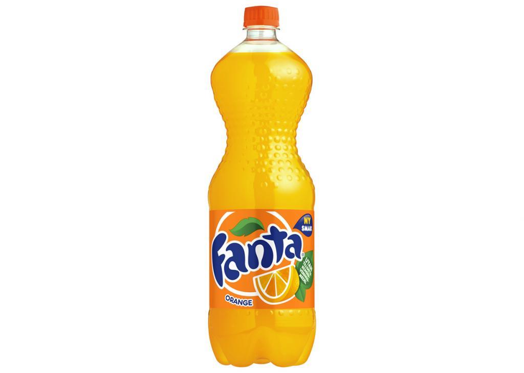 Напиток «Фанта» был изобретён в Германии в период Второй мировой войны. Создание продукта связано с трудностями импорта сиропа для производства «Кока-колы» в страну. (Coca Cola Enterprises Sverige AB)