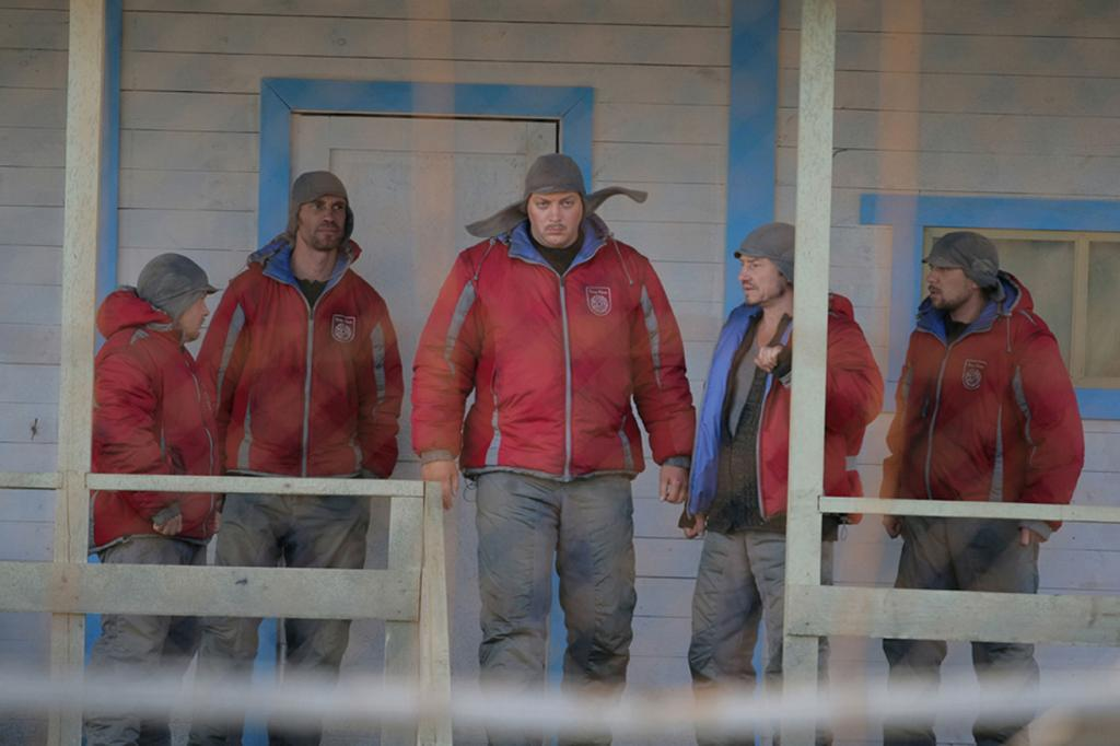 Драма «Новая Земля», 2008 год. Режиссёр: Александр Мельник. (Кадр из фильма)