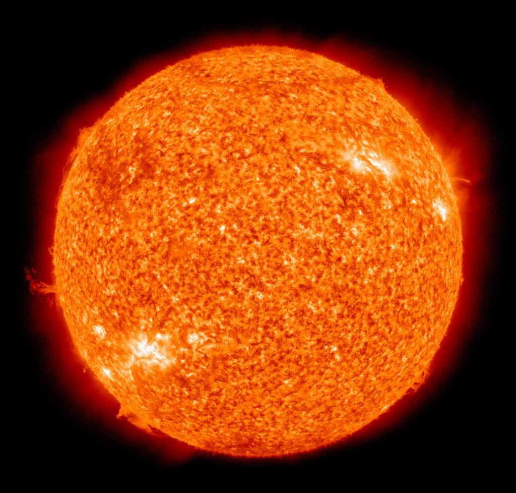 16 самых удивительных и невероятных фактов о Солнце