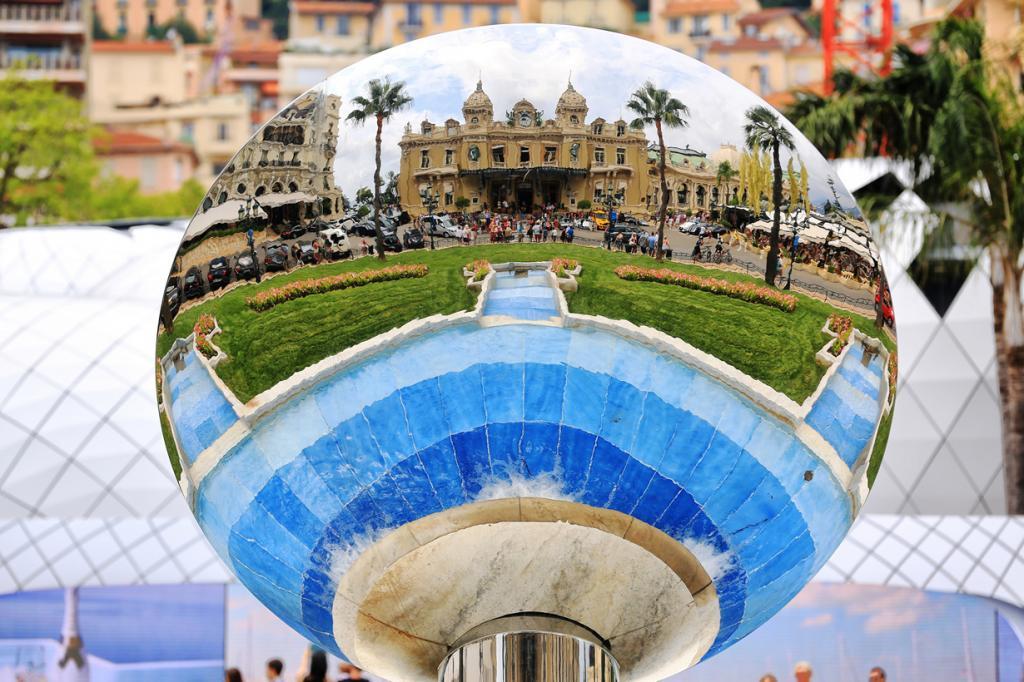 Седьмое место завоевал отель де Пари в Монте-Карло. Здание было задействовано в съёмках фильма о Джеймсе Бонде «Золотой глаз». (Guillaume P. Boppe)