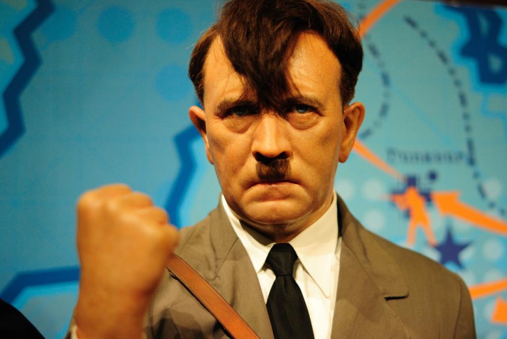 Вожди в истории. 20 крайне интересных фактов о Гитлере