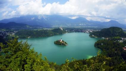 10 самых крошечных населённых островов мира