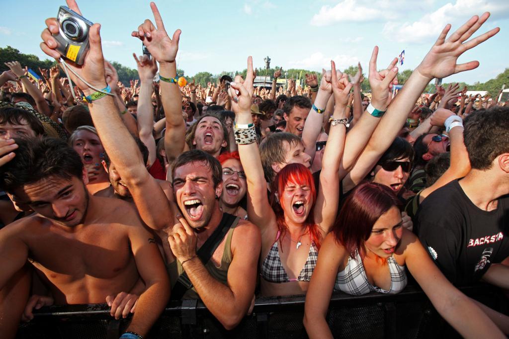 10 лучших музыкальных фестивалей сезона 2015