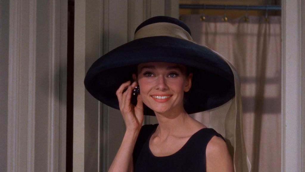 Кадр из фильма «Завтрак у Тиффани», 1961 год