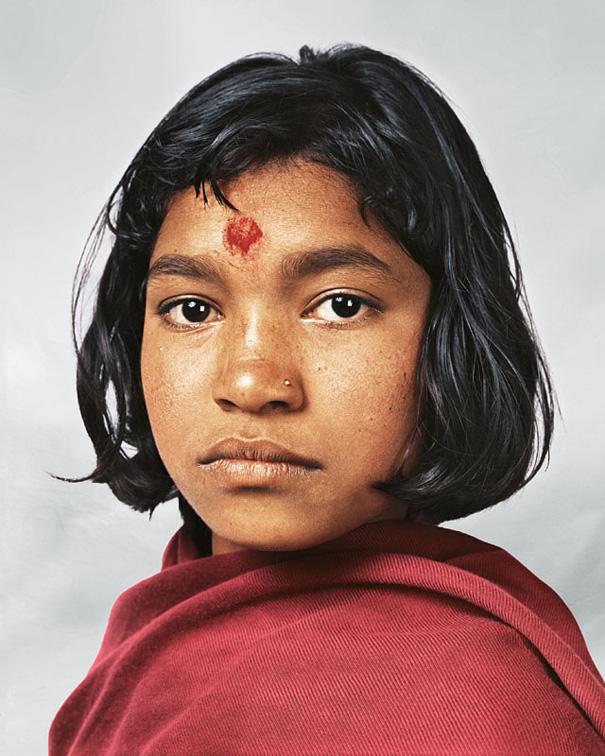 14-летняя Прена, Катманду, Непал.