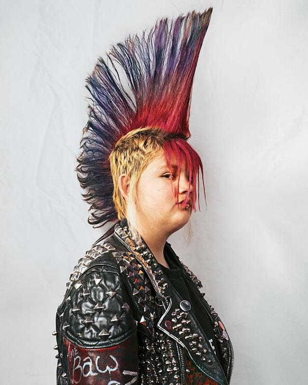 14-летняя Рианнон, Шотландия.