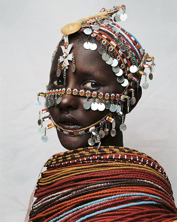 15-летняя Нантио, Кения.