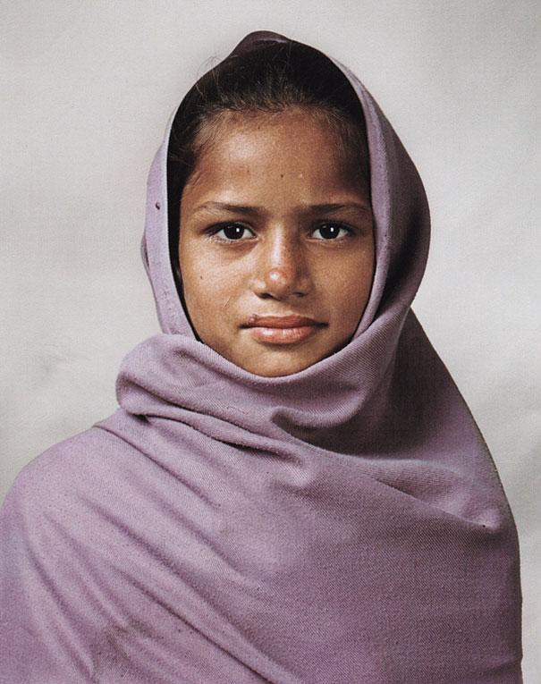 11-летняя Нету, Катманду, Непал.