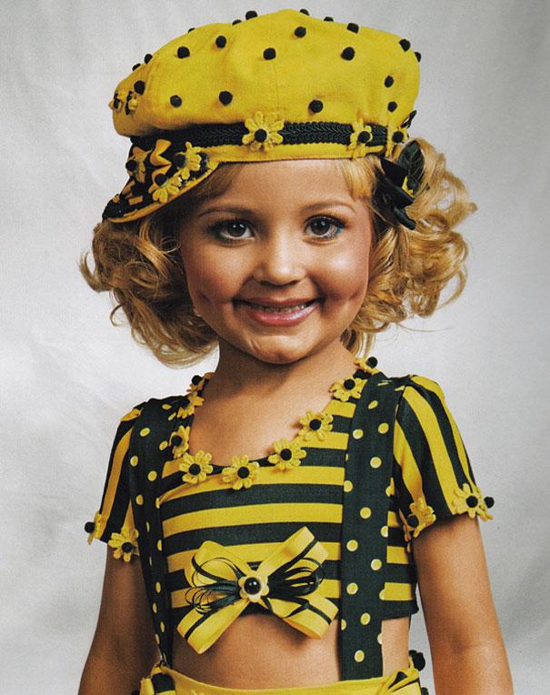 4-летняя Жасмин, Кентукки, США.