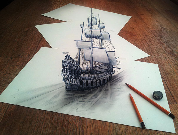 3d-pencil-drawings-ramon-bruin-2-1