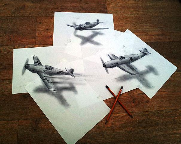 3d-pencil-drawings-ramon-bruin-2-2