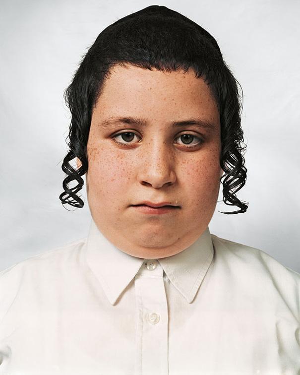 9-летний Цвика, Бейтар-Илит, Западный берег реки Иордан.