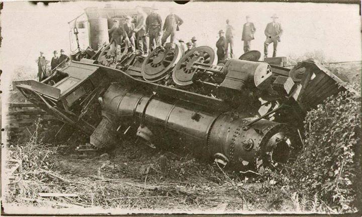 Последствия происшествия 1918 года