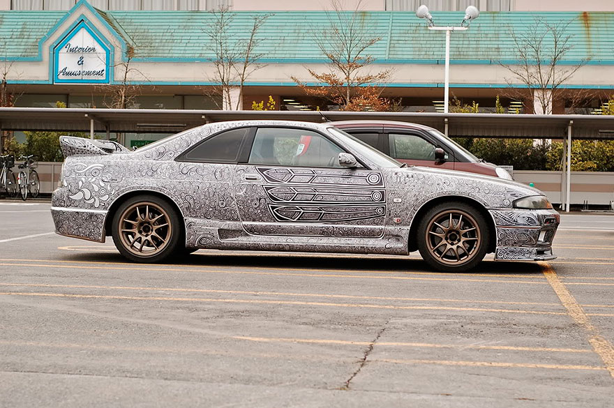 car-art-sharpie-pen-drawing-8