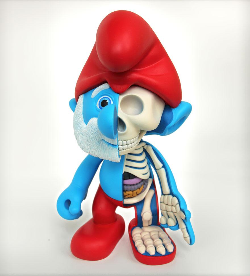 children-toy-cartoon-anatomy-bones-insides-jason-freeny-2__880