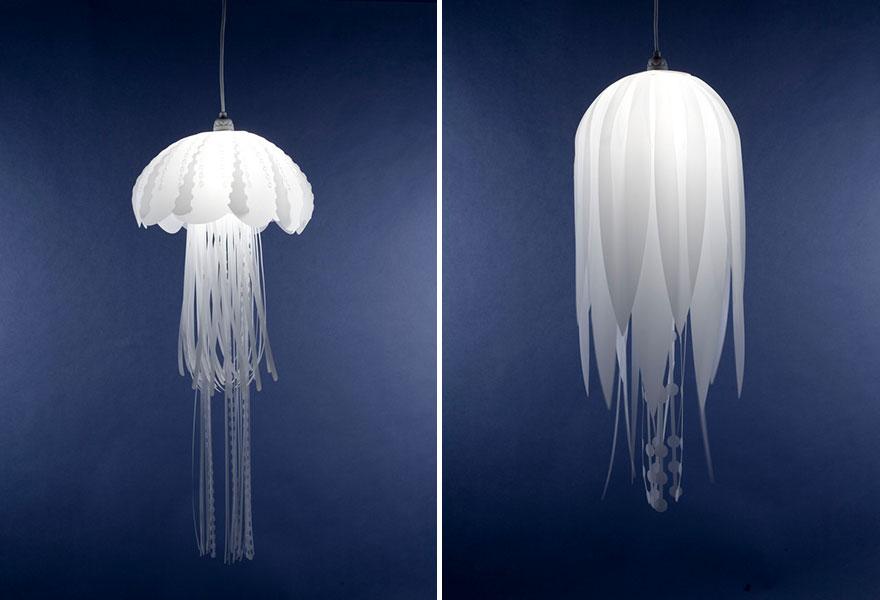 Светильники «Медузы»