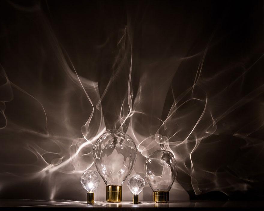 Светильник «Пульсация»