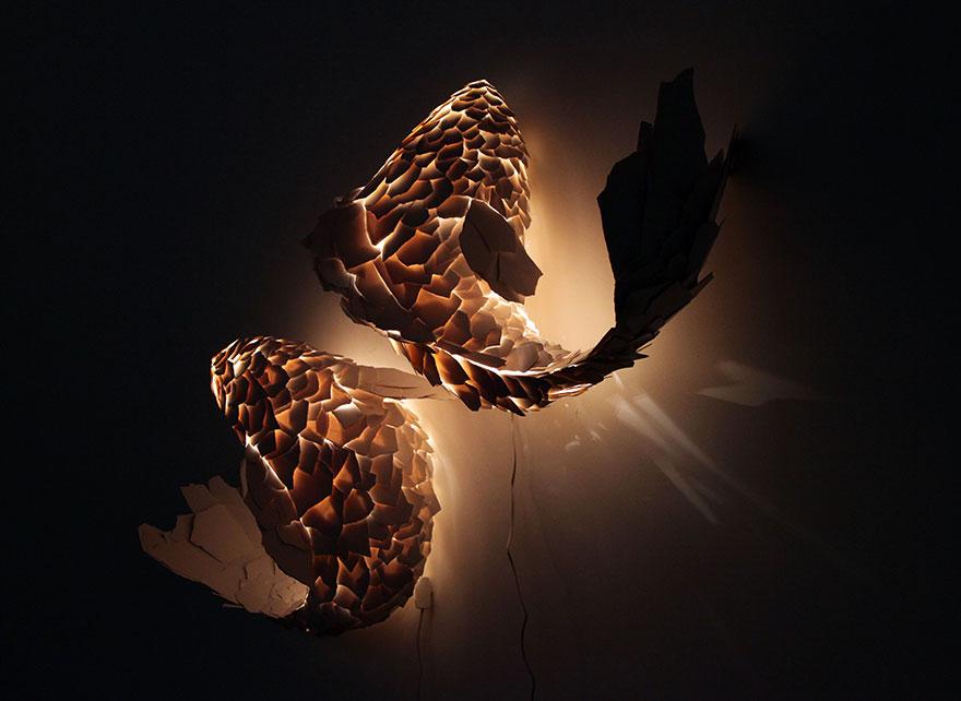 Светильники «Рыбы»