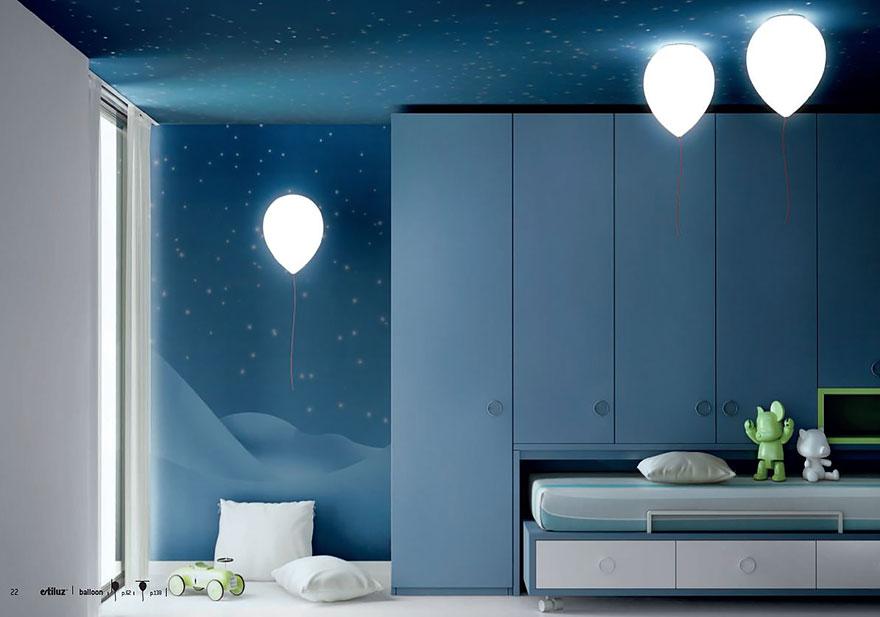 Светильник «Воздушный шарик»