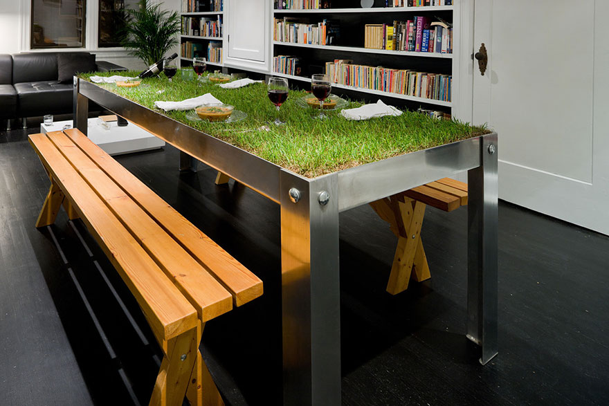 Пикниковый стол