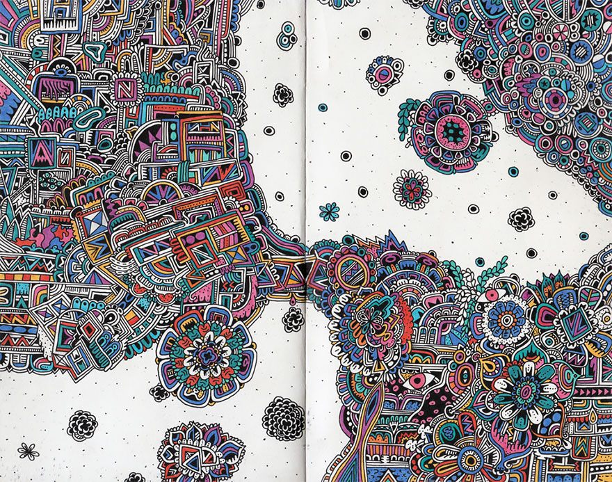doodles-sketchbook-drawings-sophie-roach-51