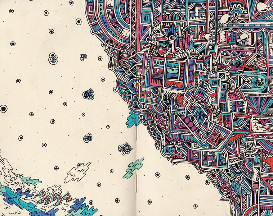 doodles-sketchbook-drawings-sophie-roach-81
