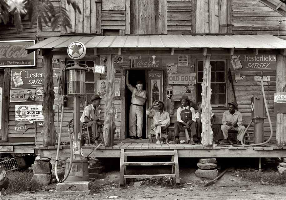 Провинциальный магазин «Старое золото», 1939 год