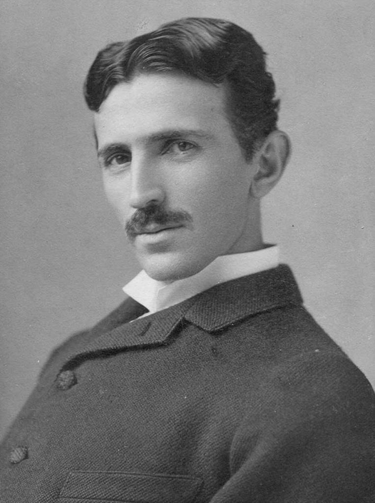 Никола Тесла, 1893 год