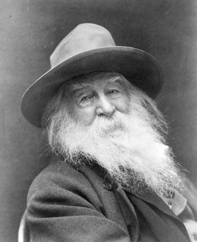 Уолт Уитмен, 1887 год