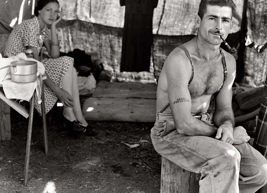 Безработный, 1939 год