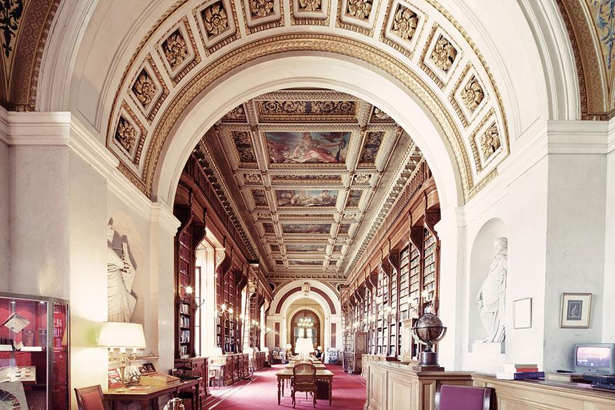 Библиотека Сената, Париж