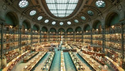 Самые величественные библиотеки мира