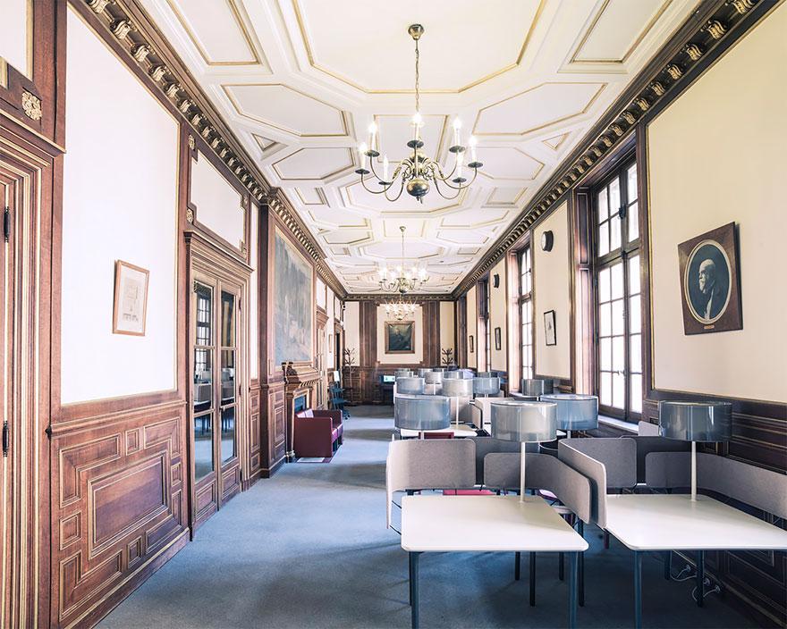 Межуниверситетская библиотека Сорбонны, Париж
