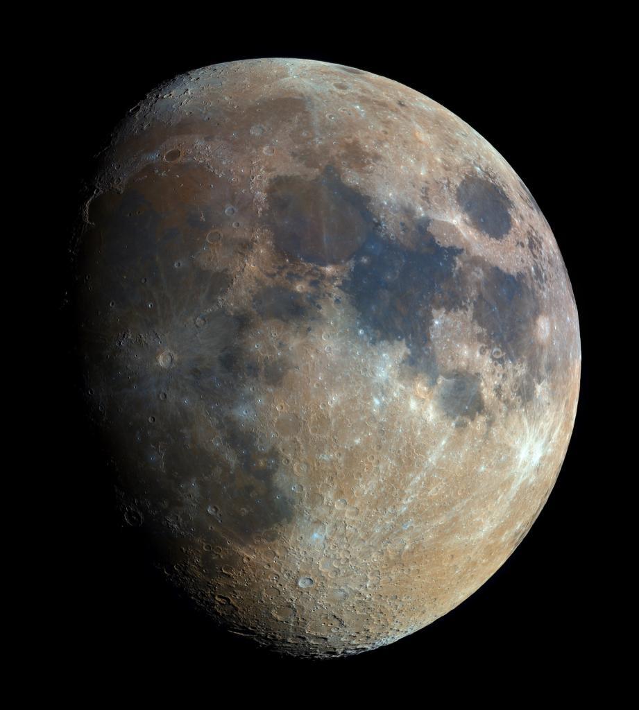 Луна высокой чёткости