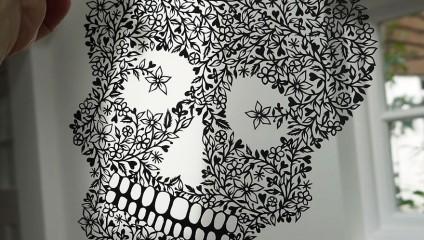 Потрясающе красивые работы из бумаги Сюзи Тейлор