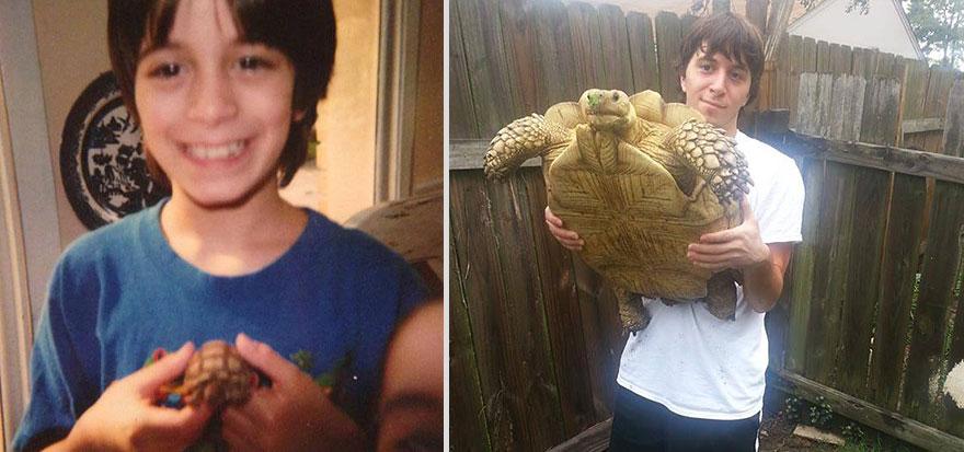 Разница в 17 лет