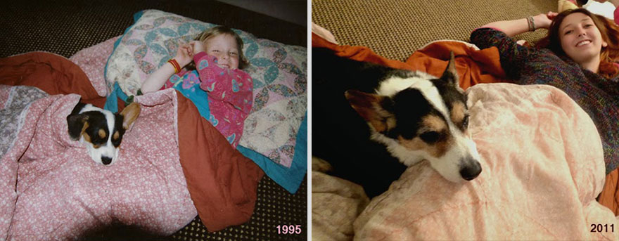 Разница в 16 лет