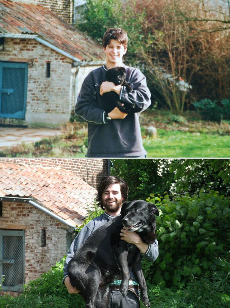 Разница в 10 лет