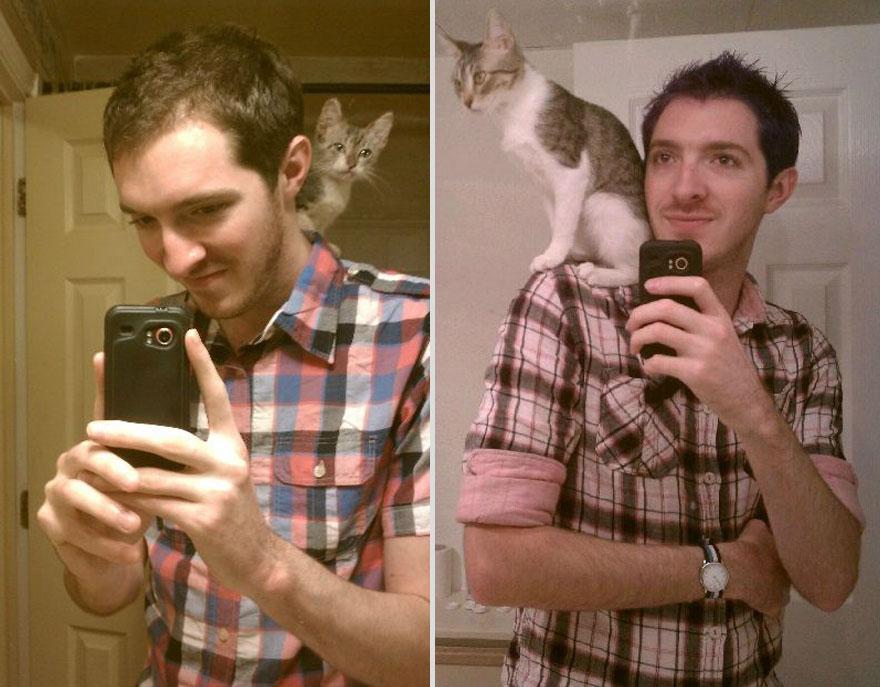 Разница в 6 месяцев