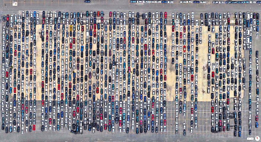 Морской терминал порта Ньюарк-Элизабет